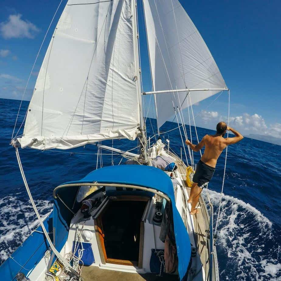 10 pieces of gear for sailing around the world solo